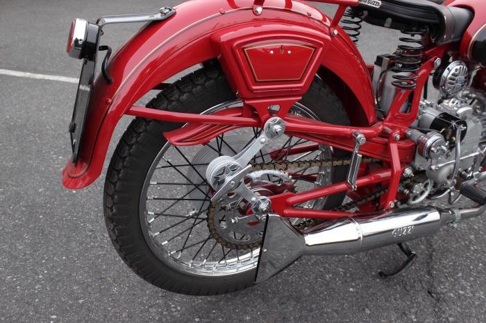 Moto Guzzi Airone Turismo 入荷。_a0208987_17585796.jpg