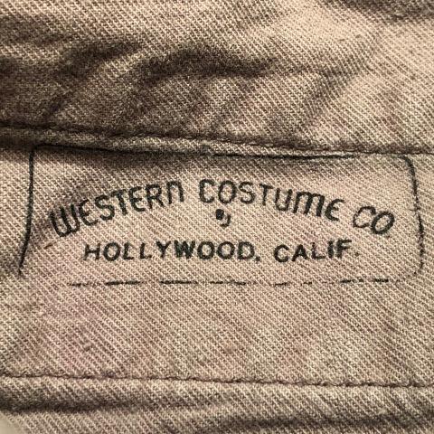 "1960s \"" CAN\'T BUST\'EM \"" 100% cotton HEAVY TWILL - FRISKO - WORK PANTS W.C.C ._d0172088_22185316.jpg"