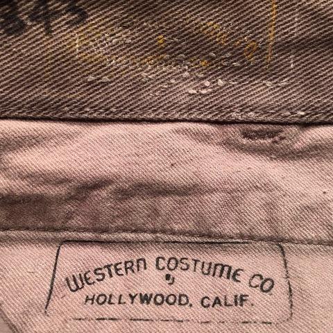 "1960s \"" CAN\'T BUST\'EM \"" 100% cotton HEAVY TWILL - FRISKO - WORK PANTS W.C.C ._d0172088_23045700.jpg"