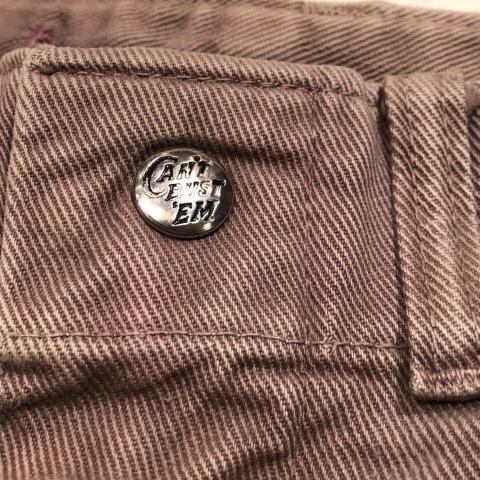 "1960s \"" CAN\'T BUST\'EM \"" 100% cotton HEAVY TWILL - FRISKO - WORK PANTS W.C.C ._d0172088_23093403.jpg"