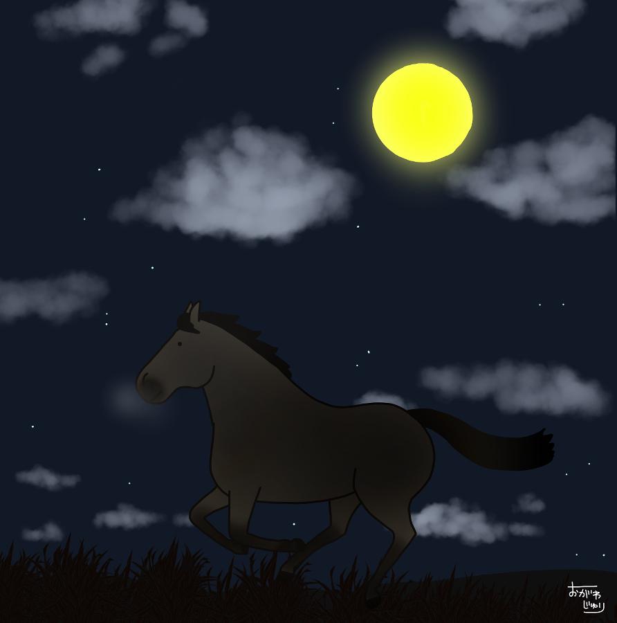 夜を駈ける_a0093189_10194798.jpg
