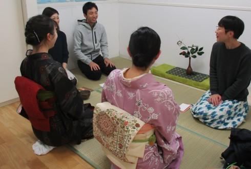【西新宿園】初詣・初釜_a0267292_14030489.jpg