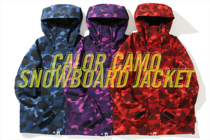 COLOR CAMO SNOWBOARD JACKET_a0174495_13440703.jpg