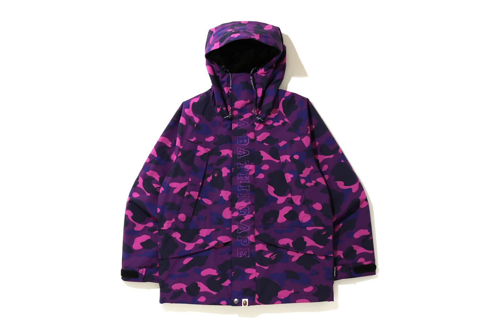 COLOR CAMO SNOWBOARD JACKET_a0174495_13485565.jpg
