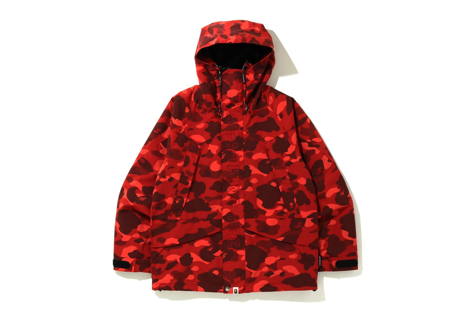 COLOR CAMO SNOWBOARD JACKET_a0174495_13490506.jpg