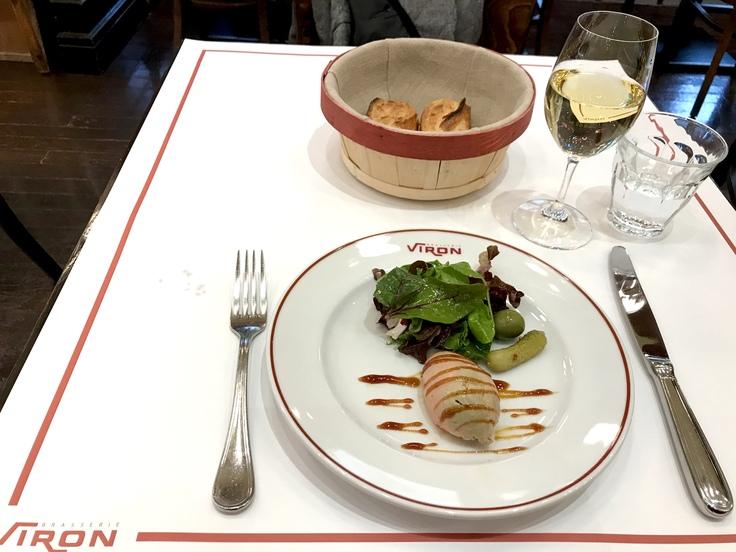 Brasserie VIRON(丸の内)_c0212604_12125138.jpg