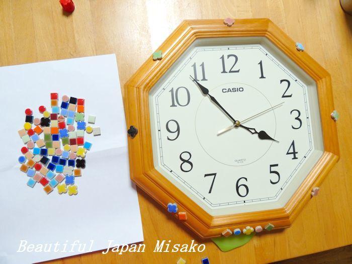 時計飾ってみたよっ!・゚☆、・:`☆・・゚・゚☆。_c0067206_11271751.jpg
