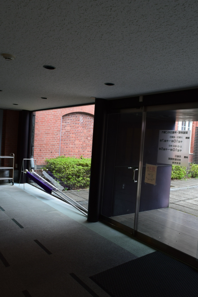 金沢市立玉川図書館・近世資料館(昭和モダン建築探訪)_f0142606_21075311.jpg