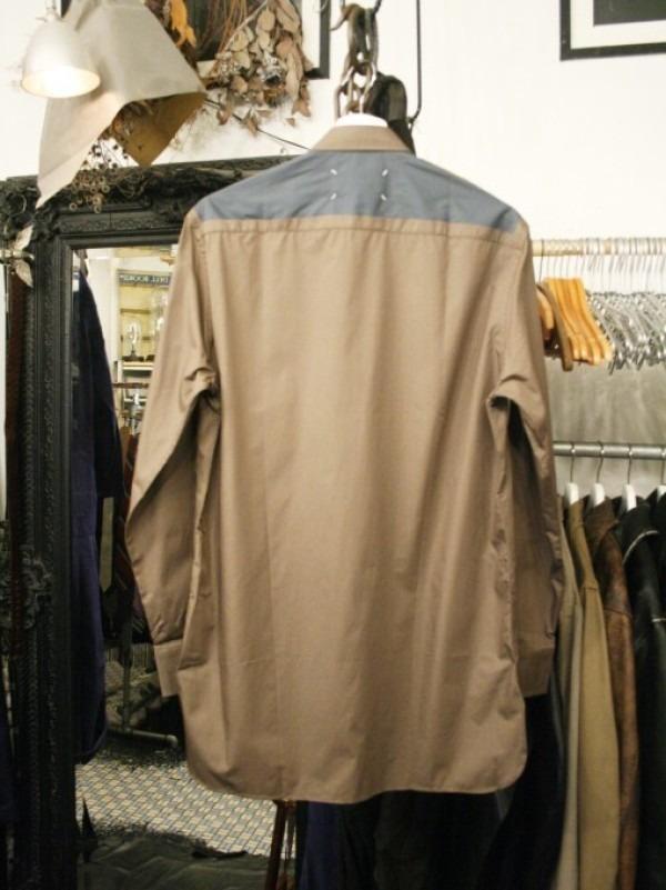 その男本厄、大厄につき 入荷マルタンマルジェラ、カルヴェンの新品、シャツ、パンツ、靴、バッグ_f0180307_03032213.jpg
