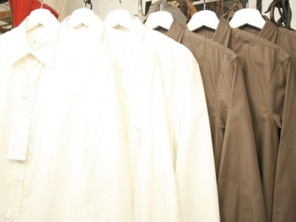 その男本厄、大厄につき 入荷マルタンマルジェラ、カルヴェンの新品、シャツ、パンツ、靴、バッグ_f0180307_03034358.jpg