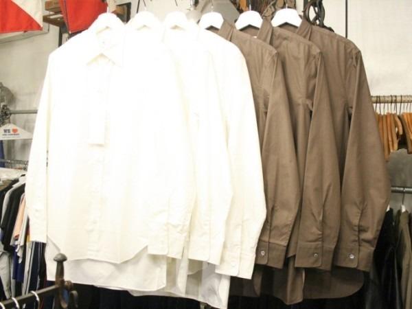 その男本厄、大厄につき 入荷マルタンマルジェラ、カルヴェンの新品、シャツ、パンツ、靴、バッグ_f0180307_03034474.jpg
