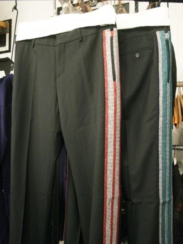 その男本厄、大厄につき 入荷マルタンマルジェラ、カルヴェンの新品、シャツ、パンツ、靴、バッグ_f0180307_03084421.jpg