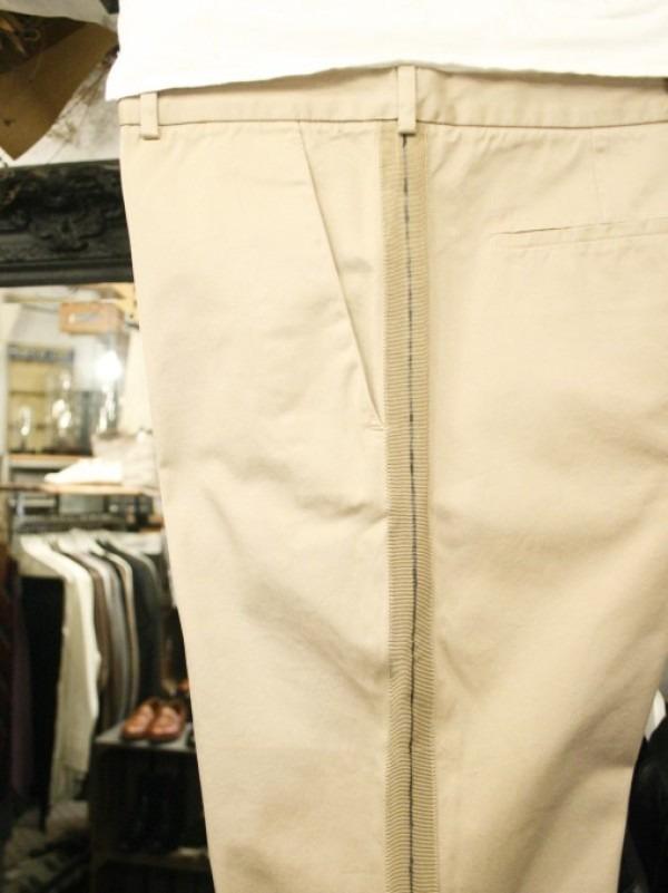 その男本厄、大厄につき 入荷マルタンマルジェラ、カルヴェンの新品、シャツ、パンツ、靴、バッグ_f0180307_03121110.jpg