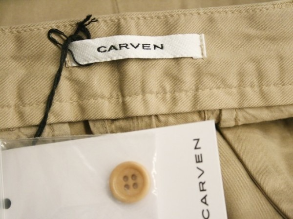 その男本厄、大厄につき 入荷マルタンマルジェラ、カルヴェンの新品、シャツ、パンツ、靴、バッグ_f0180307_03121689.jpg
