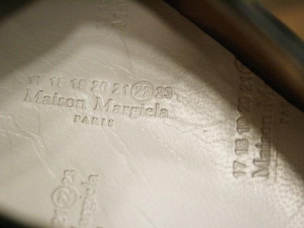 その男本厄、大厄につき 入荷マルタンマルジェラ、カルヴェンの新品、シャツ、パンツ、靴、バッグ_f0180307_03164963.jpg