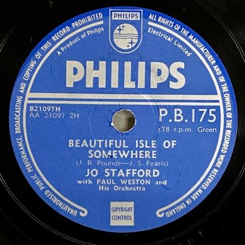 ジャズ・ポピュラーのSP盤を通販サイトにアップしました_a0047010_18531280.jpg