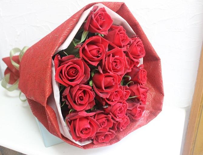 バラの花束_d0227610_17522270.jpg