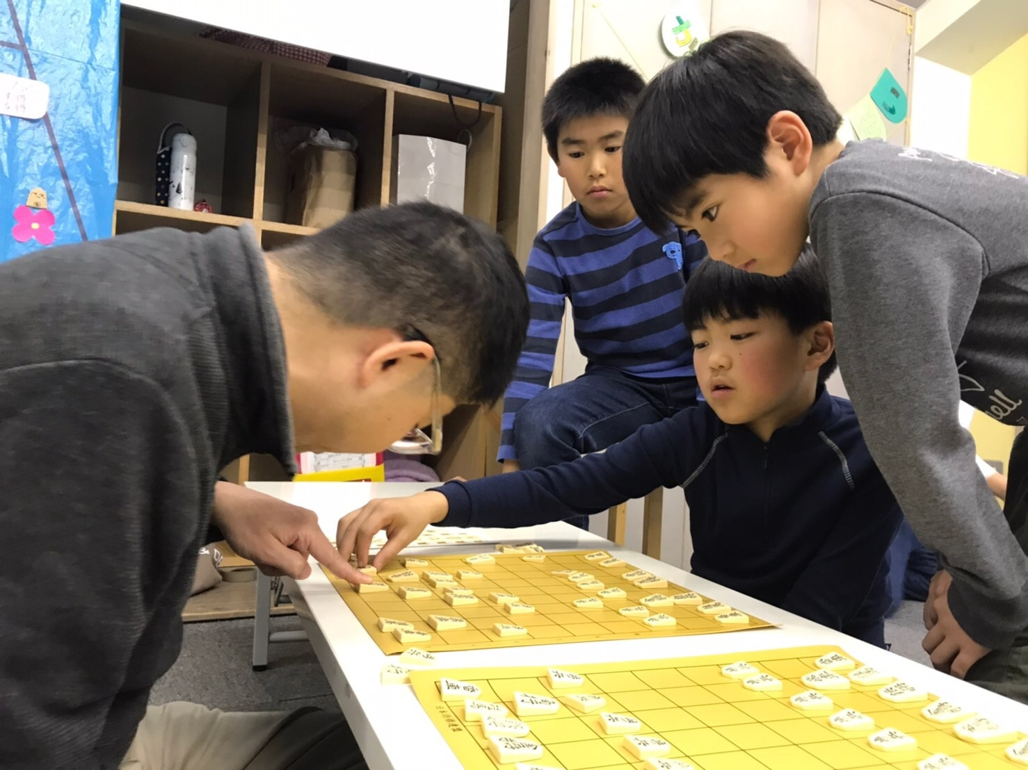 将棋教室<体験会>1/15.2020_e0131910_15551440.jpg