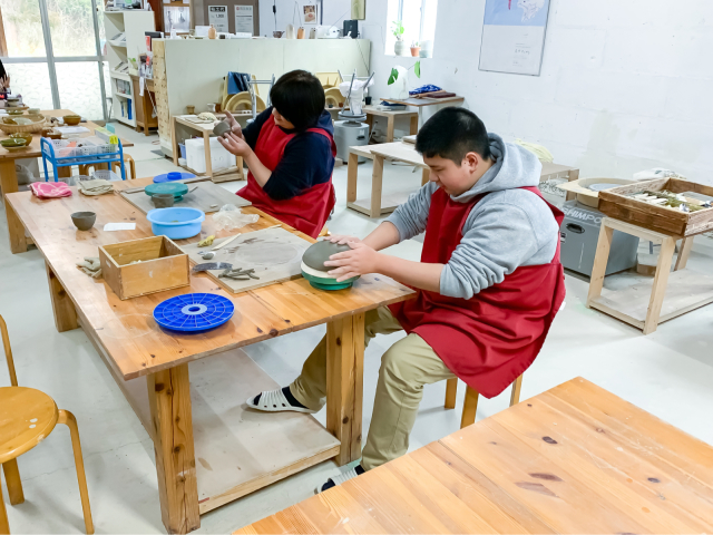 本日の陶芸教室 Vol.980_a0163716_15063848.jpg