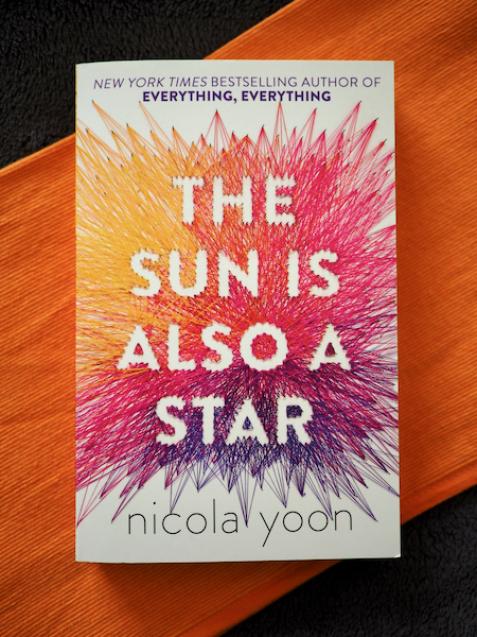 今日の自分が、見知らぬ誰かの人生を彩るかもしれない… The Sun Is Also A Star (Nicola Yoon)_e0414617_20100023.jpeg