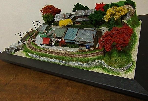 盆ラマレイアウト「黄昏の小径」シリーズその2京町家_f0227828_20460914.jpg