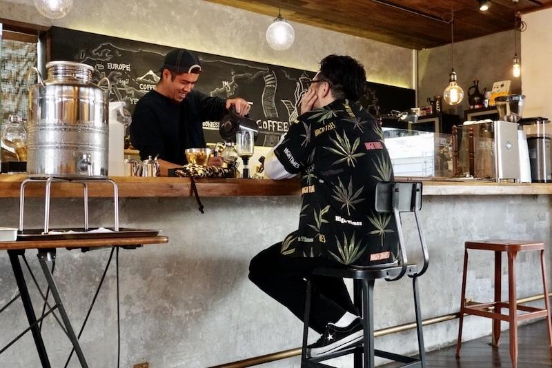 休日カフェ cafe mondoor_a0155932_18155935.jpg