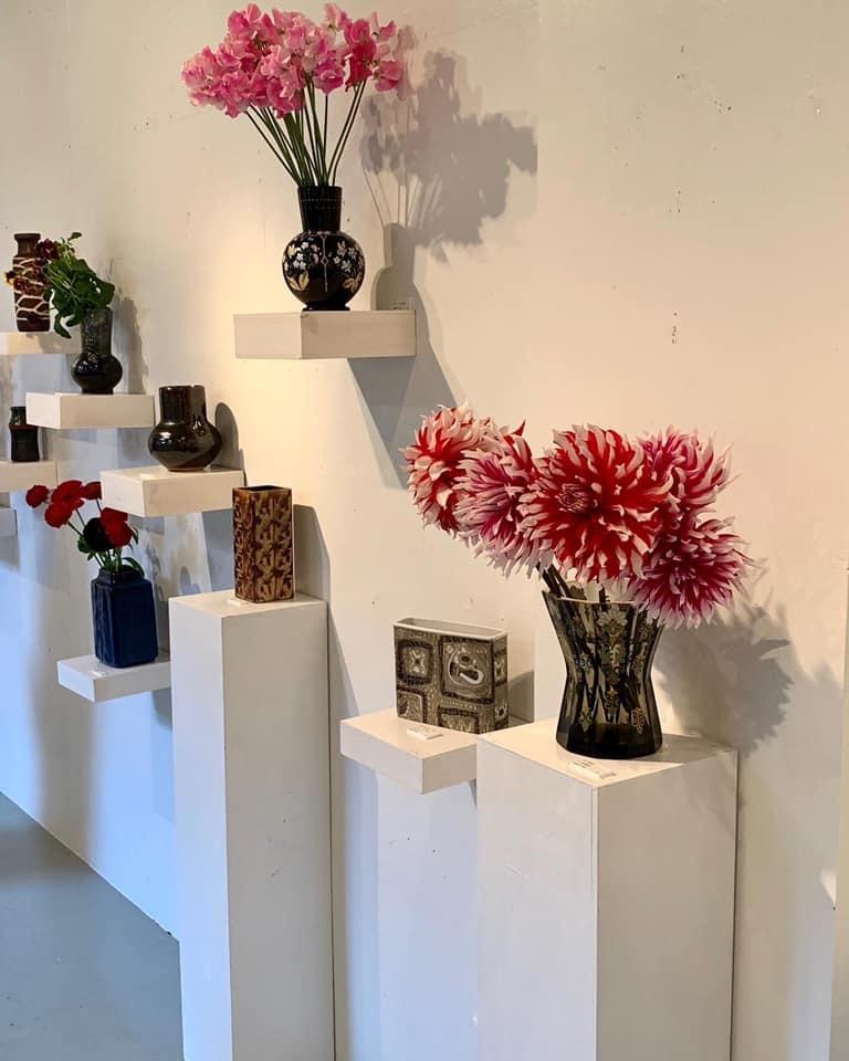 市村美佳子展「花瓶専門店」へ_e0243332_21391293.jpg