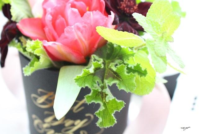 チョコレートが香るお花のWS『日比谷花壇フラワーバレンタイン』に感動♪_f0023333_21321156.jpg