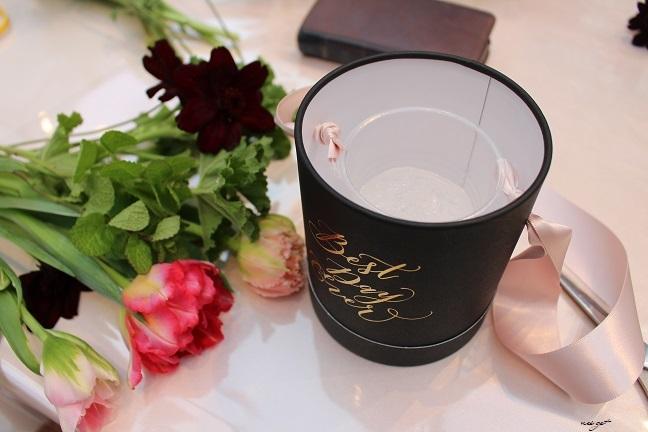 チョコレートが香るお花のWS『日比谷花壇フラワーバレンタイン』に感動♪_f0023333_21330478.jpg