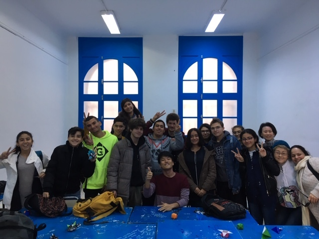 二週間の出来事 staff tamadur in tunis_a0141134_06200932.jpg
