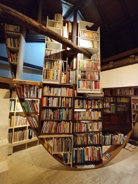 民泊図書館KAB Library and Residency_d0058440_12232034.jpg