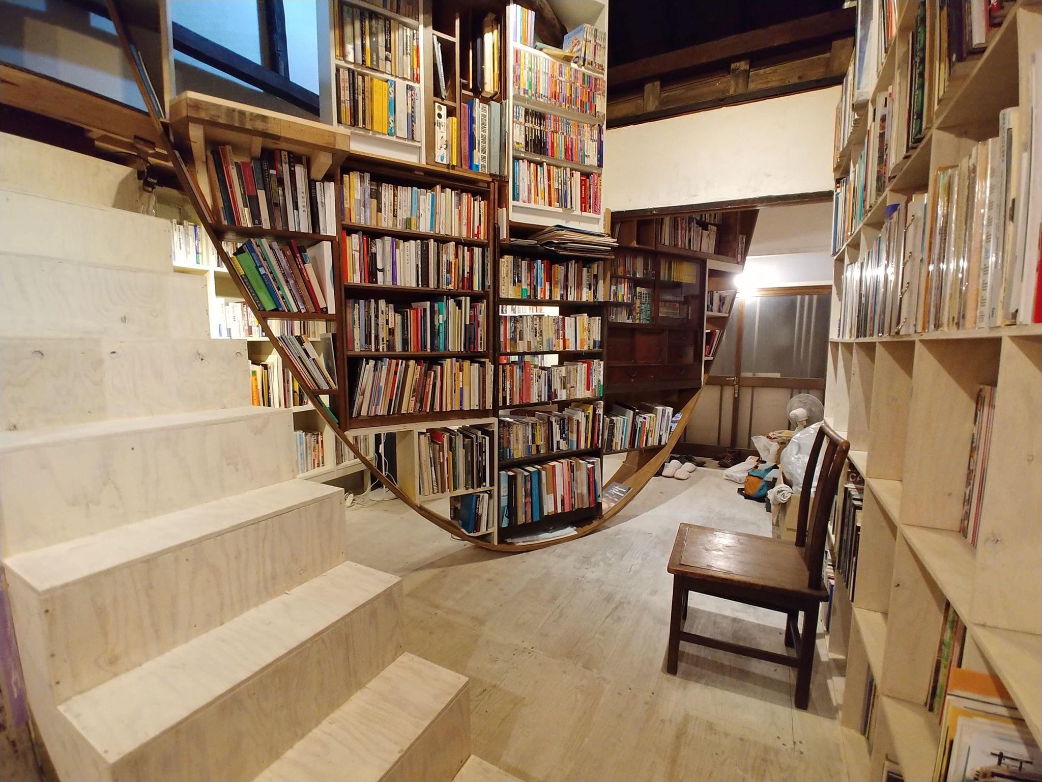 民泊図書館KAB Library and Residency_d0058440_12232898.jpg