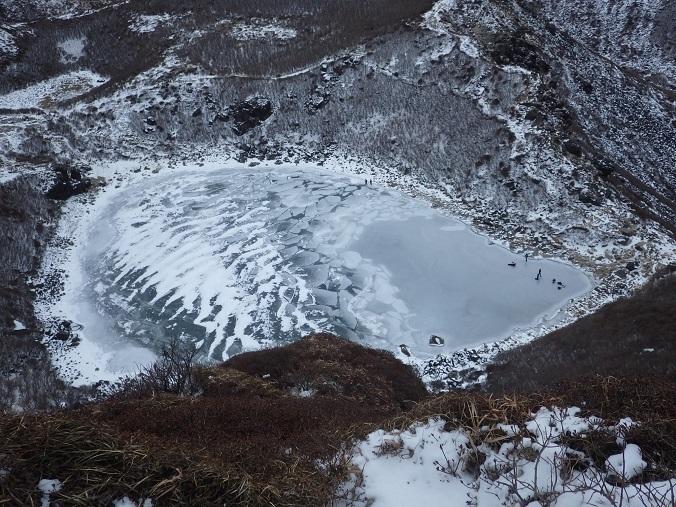 雪の九重を歩く_e0164643_13441407.jpg