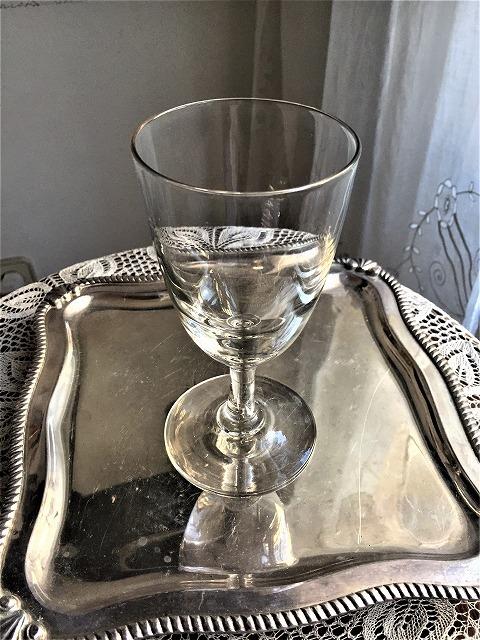 吹きガラスワイングラス111 2個セット_f0112550_03084787.jpg