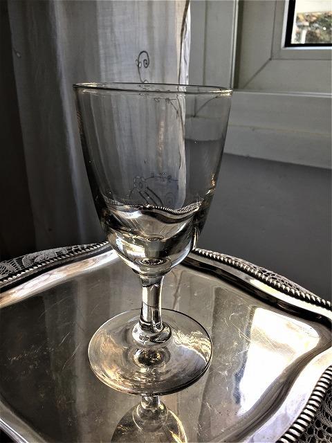 吹きガラスワイングラス111 2個セット_f0112550_03084854.jpg