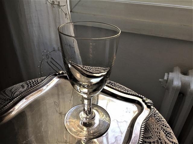 吹きガラスワイングラス111 2個セット_f0112550_03084873.jpg