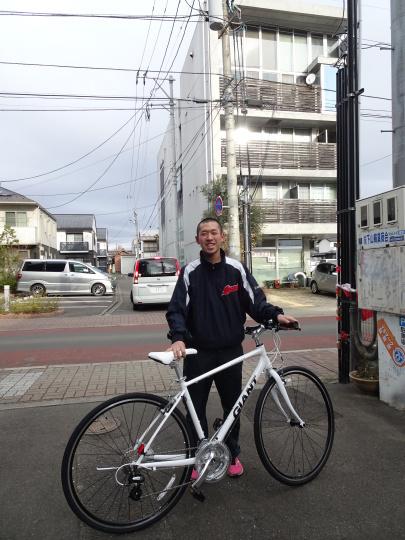 スポーツサイクルお買い上げ ペダルのカスタム_e0140354_17533409.jpg