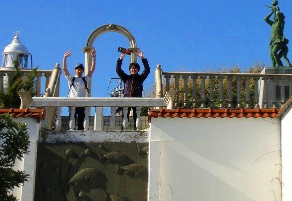 <2019年12月>職場後輩達との三浦半島(城ケ島・三崎・油壷)ウォーキング_c0119160_15385041.jpg