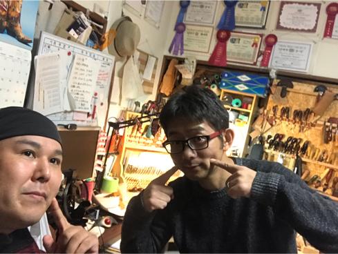 岡田明子さんのシェリダンスタイルカービング講習会(最終話)_a0228364_22531372.jpg