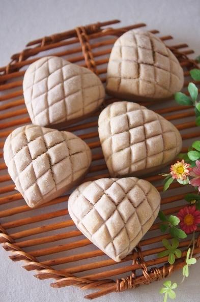 パンで楽しむバレンタイン_f0314272_20192592.jpg