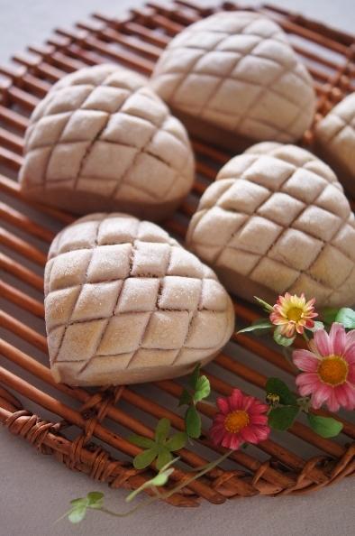 パンで楽しむバレンタイン_f0314272_20193413.jpg