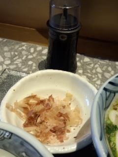 東京ミッドタウン日比谷 NADABAN by HAL YAMASHITAの名物にんすま肉吸い 玉子かけご飯セット_f0112873_183942.jpg