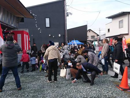 奥州いえ博 パレット村『新春ポカポカ住宅祭』_e0150787_12300651.jpg