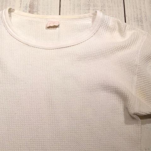 "1983 \"" Delong \"" MELTON×LEATHER VINTAGE - Lettered & Chain stitch - VARSITY JACKET ._d0172088_21161464.jpg"