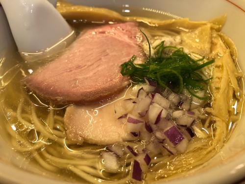 鯛しおラーメン らぁ麺 ふじ松 戸塚店_c0029189_22131524.jpg