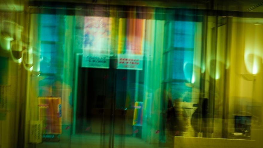 冬の美術館に潜む光蜥蜴_d0353489_08450866.jpg