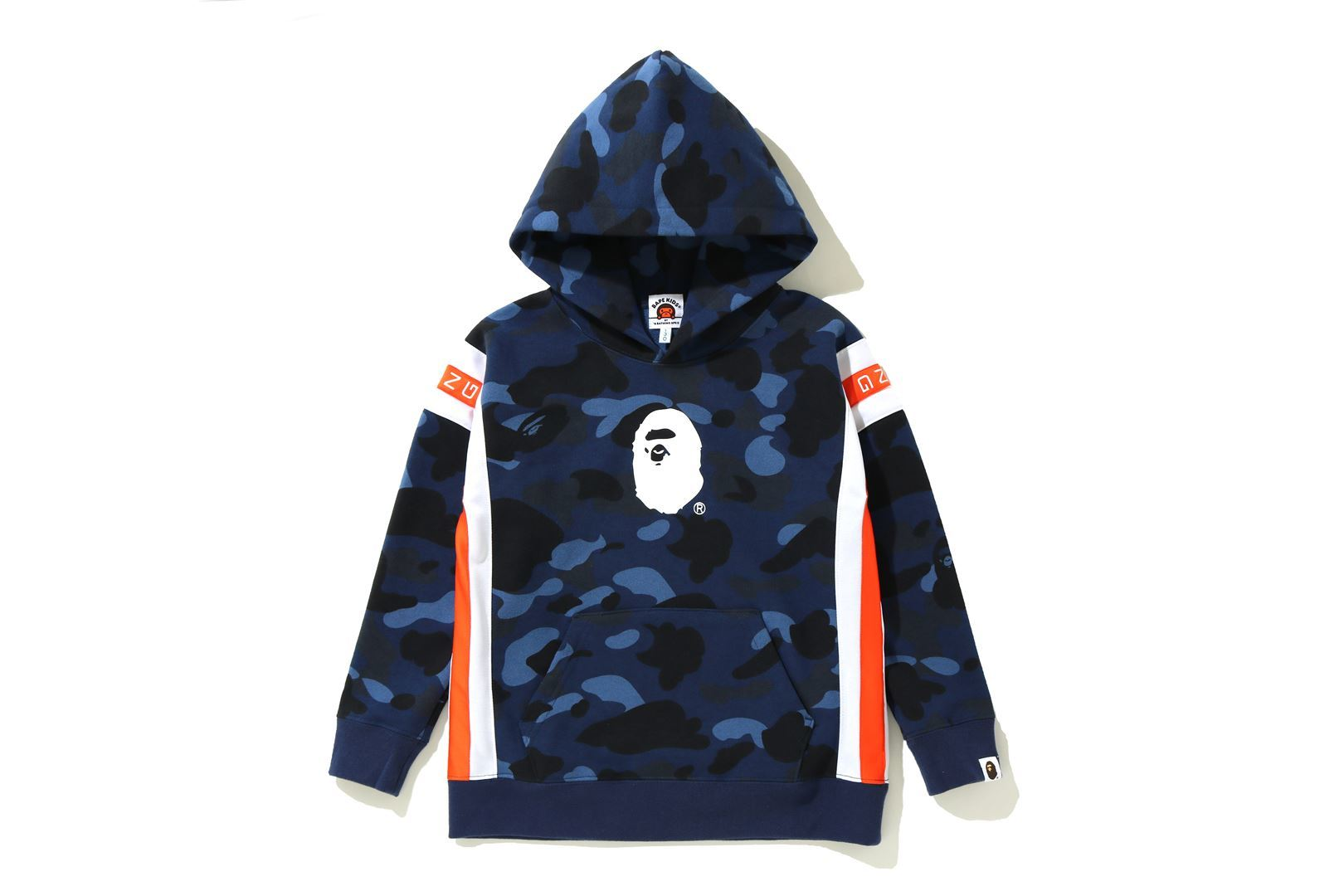 COLOR CAMO LOGO TAPE PULLOVER HOODIE_a0174495_13514871.jpg