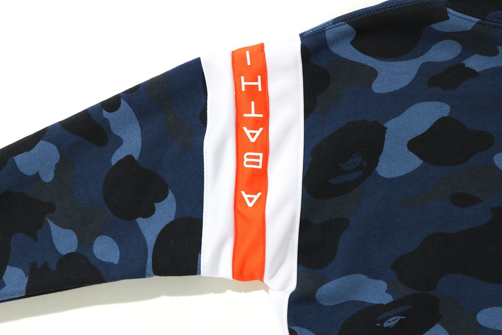 COLOR CAMO LOGO TAPE PULLOVER HOODIE_a0174495_13521616.jpg