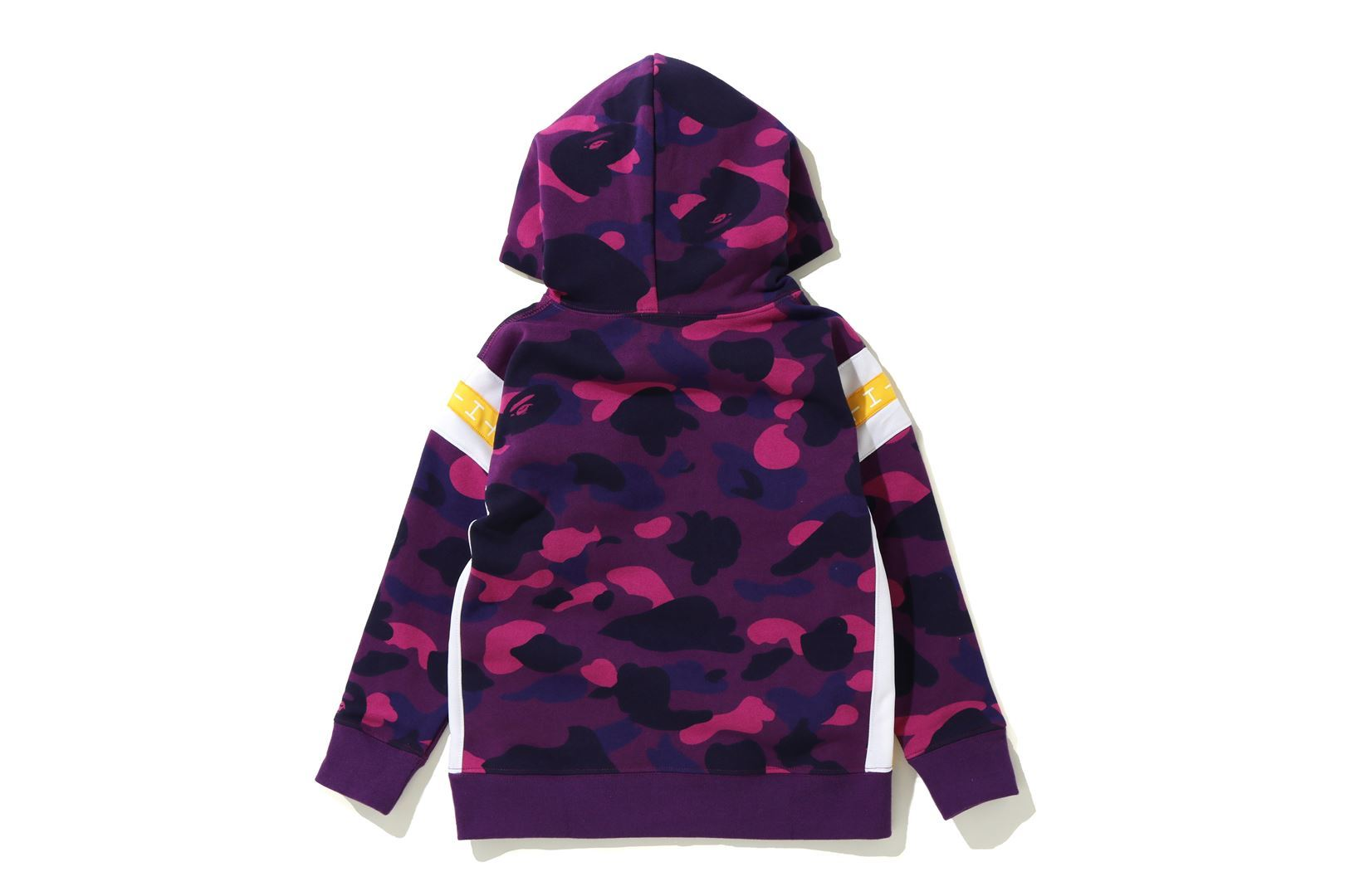 COLOR CAMO LOGO TAPE PULLOVER HOODIE_a0174495_13523943.jpg