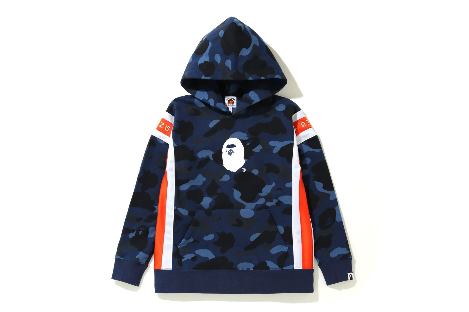 COLOR CAMO LOGO TAPE PULLOVER HOODIE_a0174495_13530789.jpg